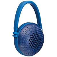 AmazonBasics Ultra-Portable Nano  Bluetooth Speaker - Blue