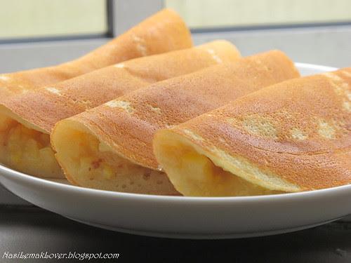 Ban Jian Kueh/Apam Balik (peanut pancake)