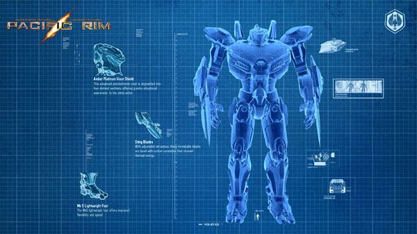 Schematics for my own PACIFIC RIM Jaeger...known as the Shadow Rumbler.