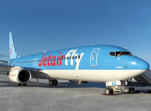 Jetairfly 737