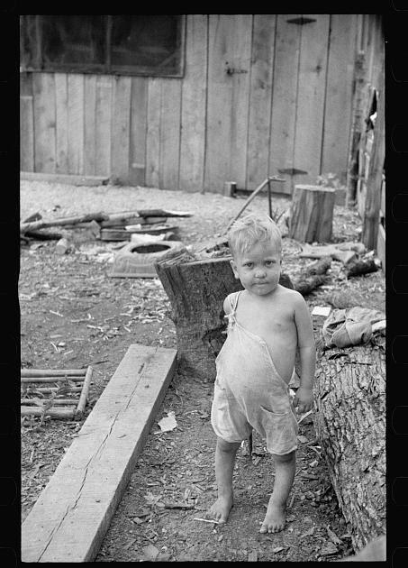 Tom Clark Arthur Rothstein Submarginal Arkansas 1935