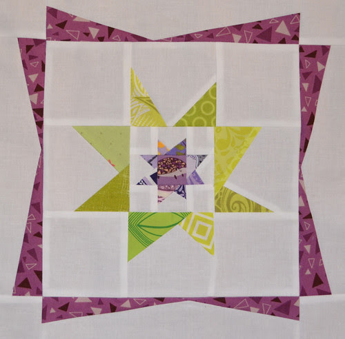 4 x 5 Modern Quilt Bee - for Jess