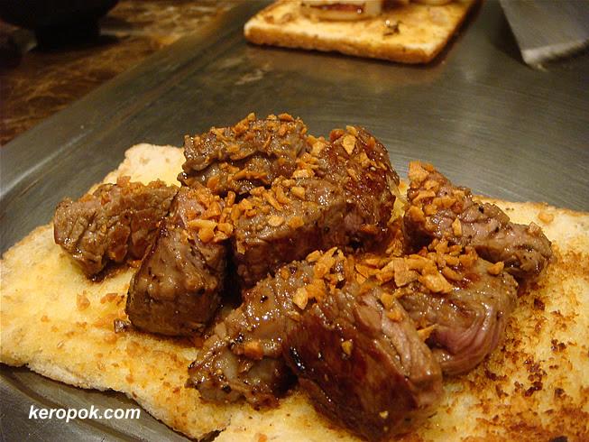Sirlion Steak