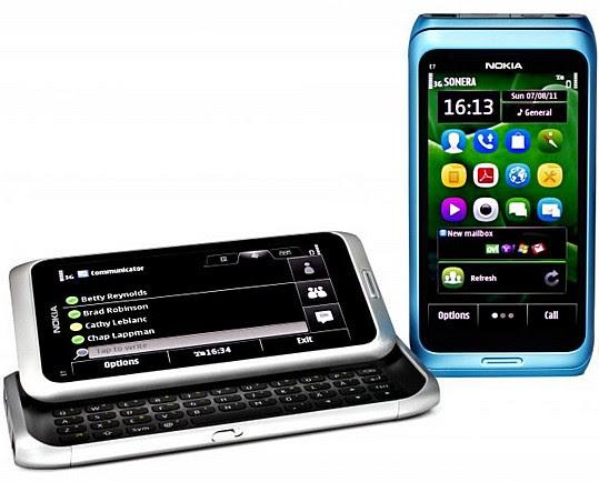 nokia e7 symbian anna