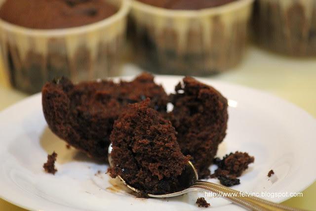 oreo chocolate cup cake
