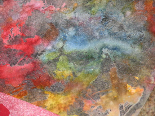 Pigment Ink Mist - Masking Fluid 008
