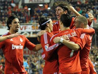 Real win thriller-FOOTBALL-La Liga