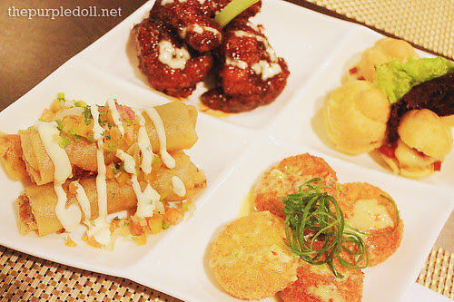 Appetizer Sampler P380