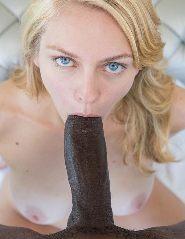 White Girl Sucks Bbc Pov