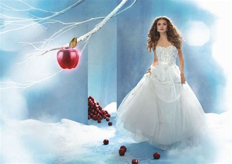Snow White 207 Wedding Dress from Alfred Angelo   hitched