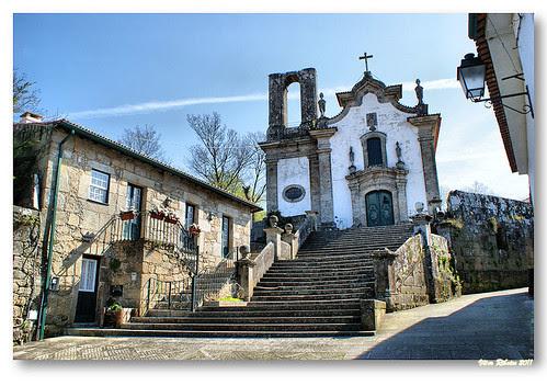 Capela de N. Senhora das Pereiras by VRfoto
