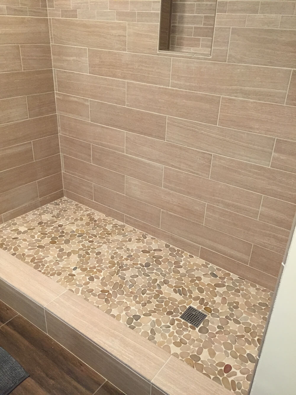 2017 Cost To Tile A Shower How Much To Tile A Shower My Home Inspiration