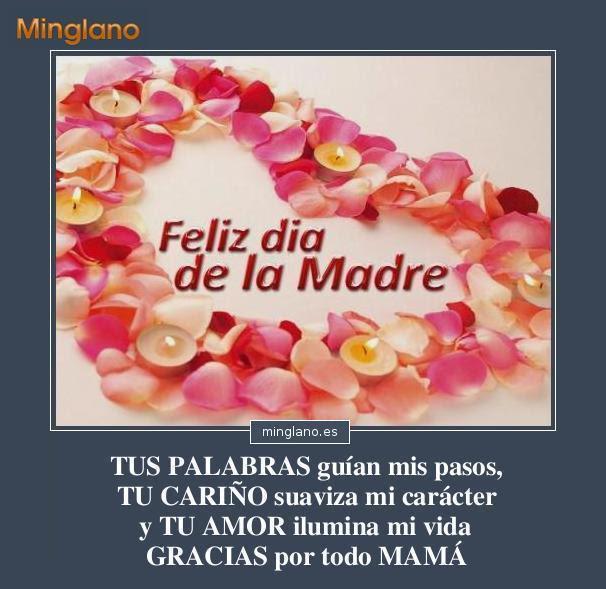 Palabras Del Corazon Para El Dia De La Madre