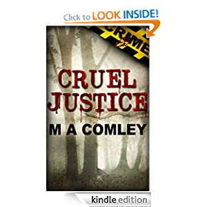 Cruel Justice (Justice series (Book one))