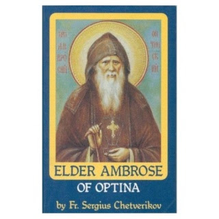 saint Ambroise d'Optina, livre