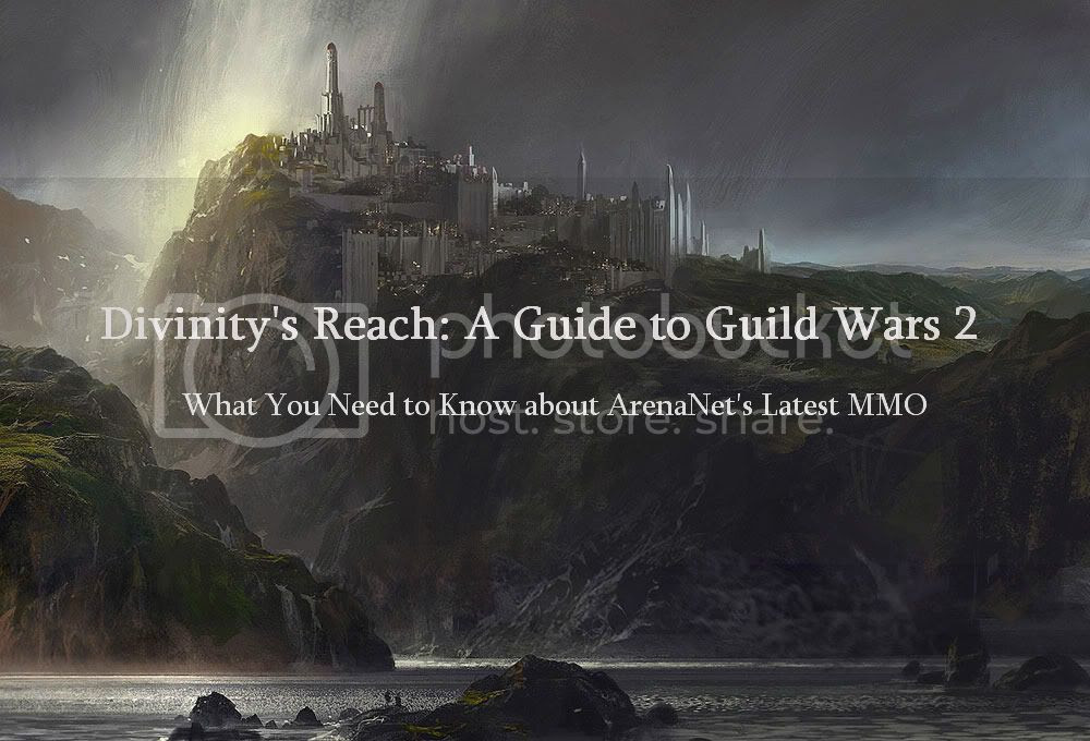 Divinity's Reach: A Guide to Guild Wars 2