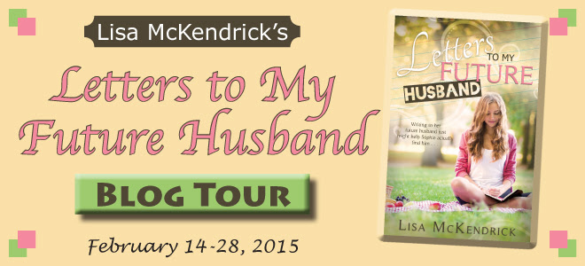 Letters to My Future Husband blog tour