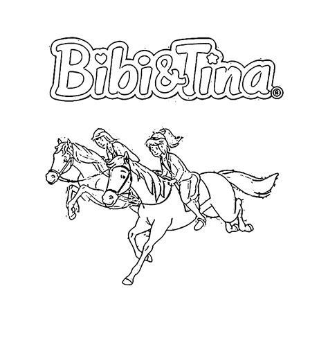 bibi und tina ausmalbilder - music used