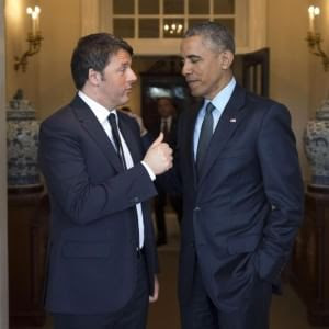 """La confidenza di Renzi a Obama: """"Pse, nuovo nome, non socialista ma democratico"""""""