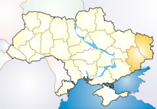 Donbass region