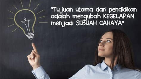 kata kata bijak pendidikan