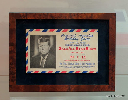 Gala All Star Show - President Kennedy's Birthday Party