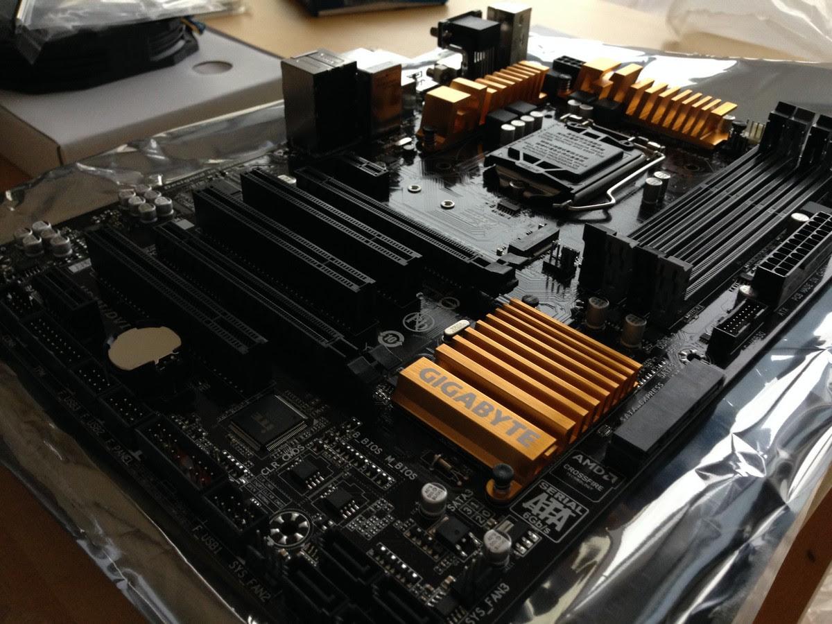neuer Rechner für die Bildbearbeitung auspacken / new system for image processing unboxing 014