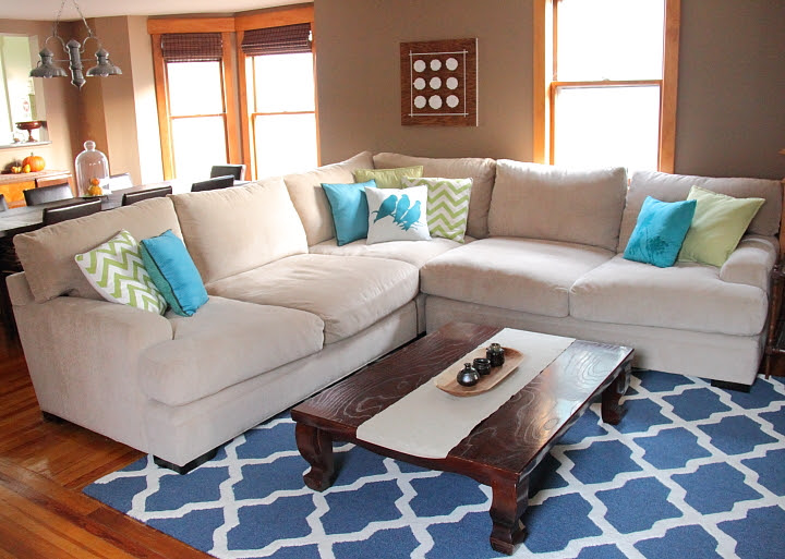 New Living Room Rug Blog Homeandawaywithlisa