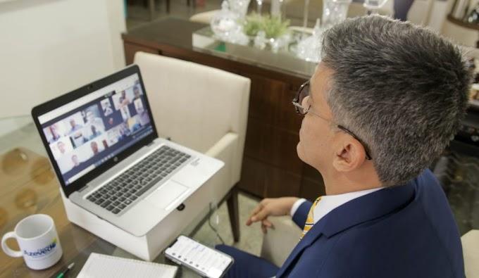 Coronel Azevedo destaca proposta entregue ao Governo para reabertura de igrejas e templos religiosos