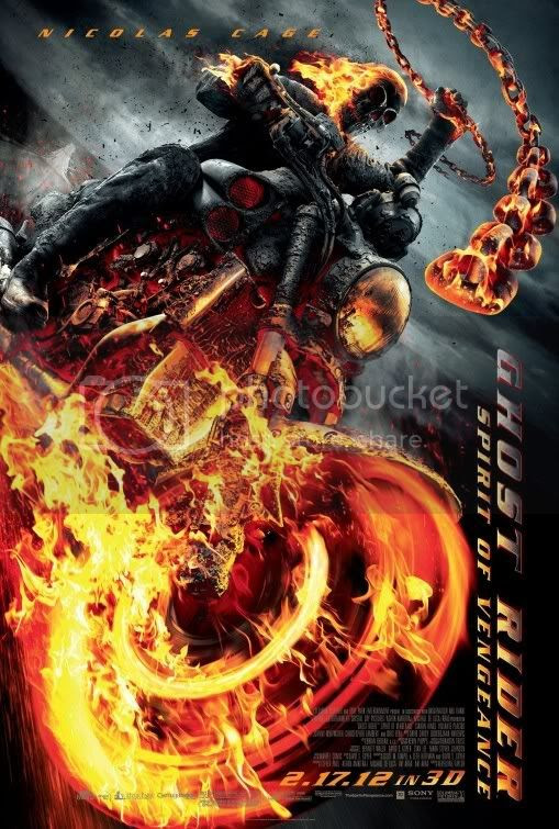 Ghost Rider2: Spirit of Vengeance