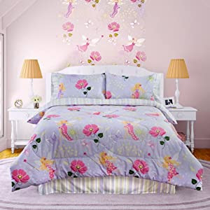 Amazon.com - Veratex Bedding Collection Fairy Light Glow in The ...