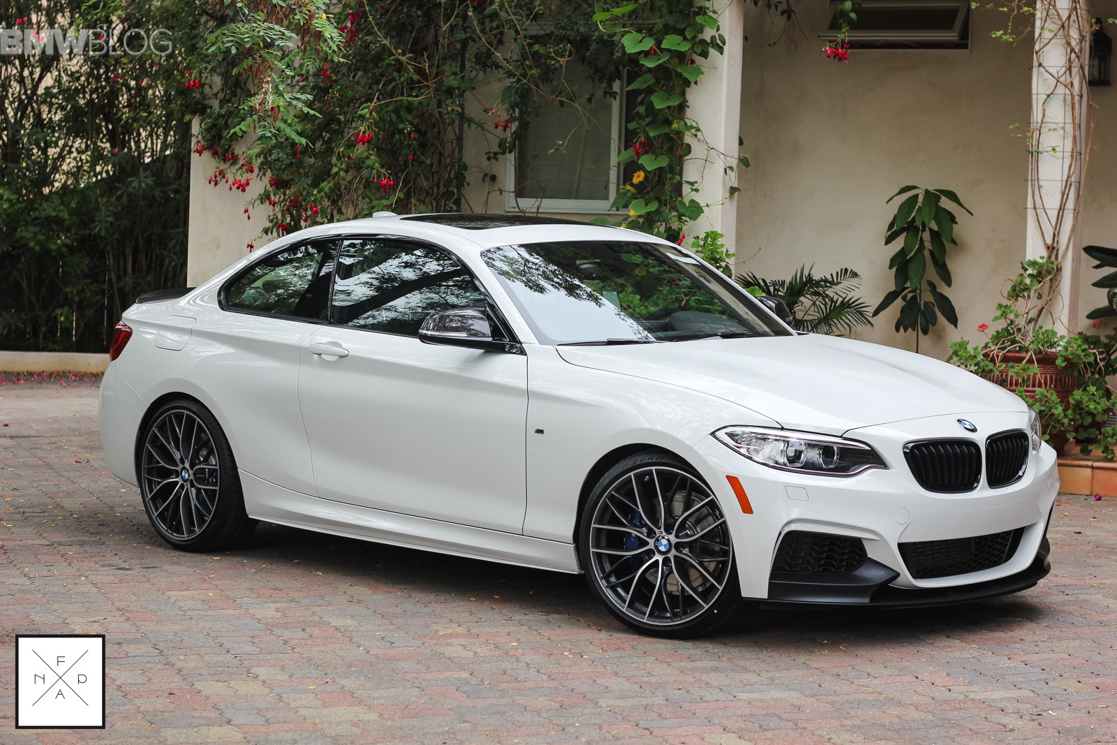 2014 BMW M235i with M Performance Parts  Photoshoot