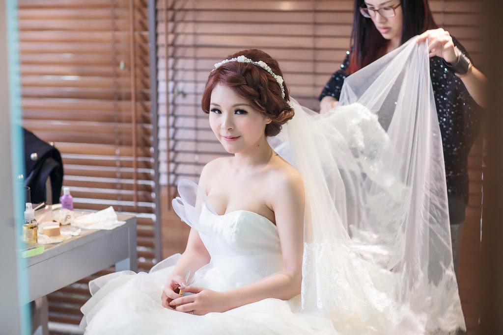 台北內湖麗庭 婚攝