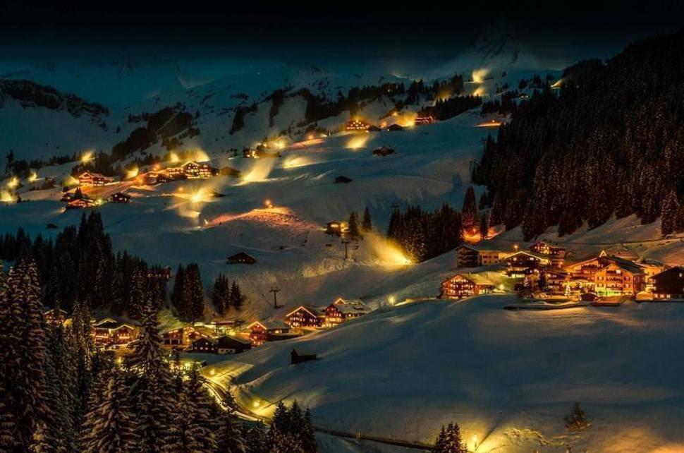 Damuls, en Autriche