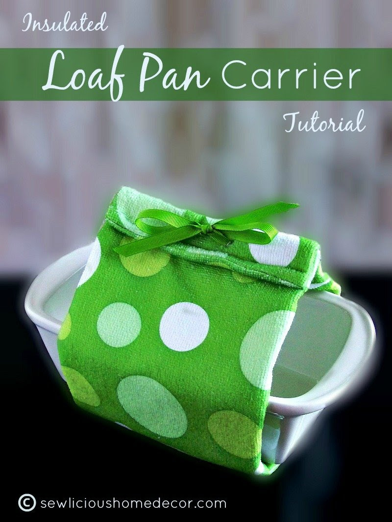 Loaf Pan Carrier