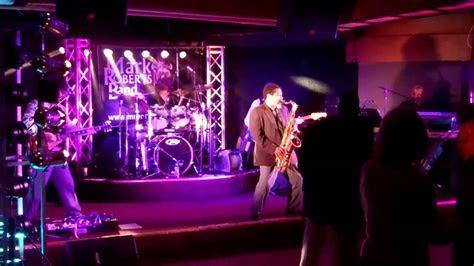 Mark Roberts Band  Funky Music Jungle Boogie Brick House