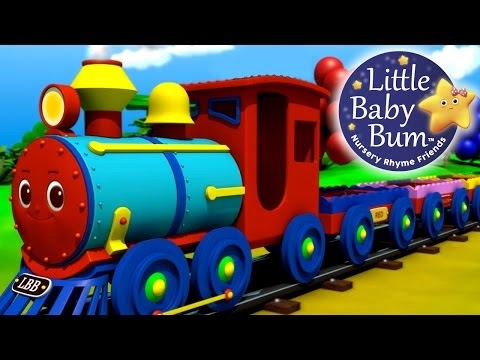Download Littlebabybum The Color Train Song Mp3 Mp4 Viral ...