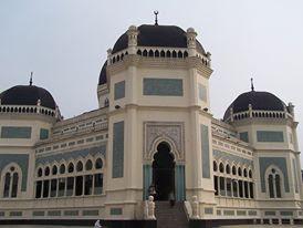 masjid deli