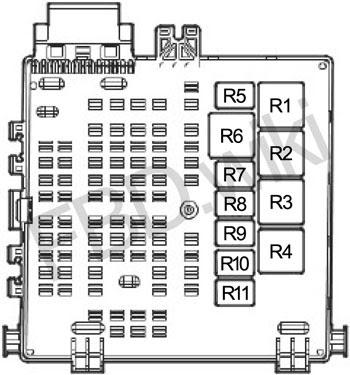 02 12 Saab 9 3 Fuse Diagram