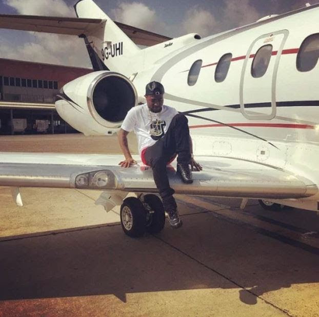 THE TRUTH!! Here Is The True Story Behind Davido's Jet, He Lied