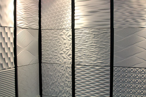 Style Trends: Textured Tiles
