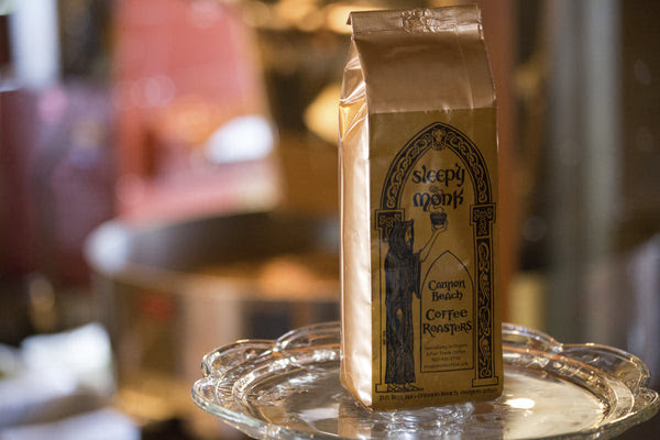 Monk's Choice Blend - Sleepy Monk Coffee Roasters - Cannon Beach, Oregon