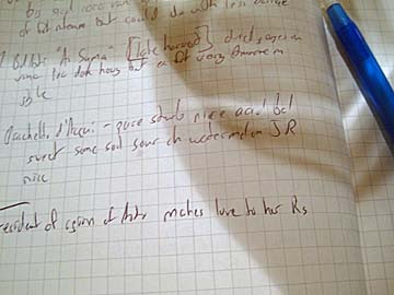 [scribblings]
