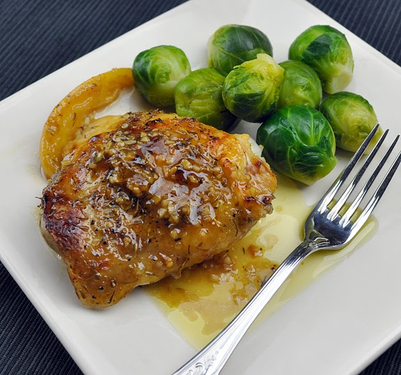 Cooking Great: Meyer Lemon Chicken