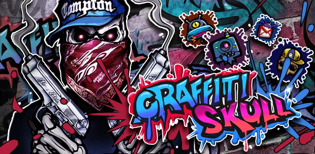 Gambar Grafiti Keren Joker