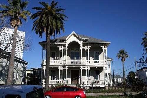 thomas goggans house