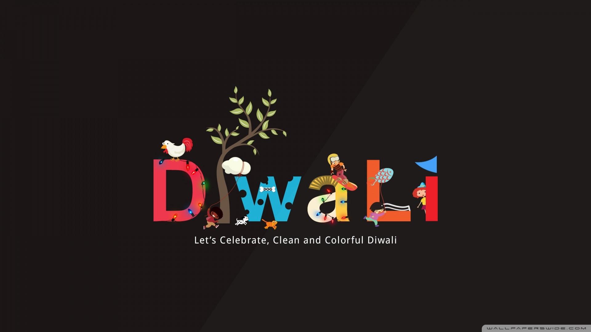 Happy Diwali 4k Hd Desktop Wallpaper For 4k Ultra Hd Tv Wide