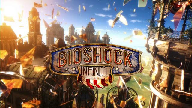bioshock infinite uk lifestyle blog review top 5 video games 2014
