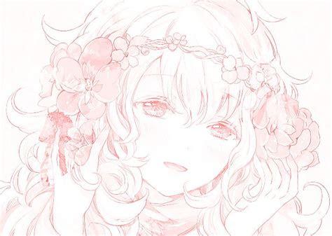 aesthetic anime animegirl animepink cartoon anime