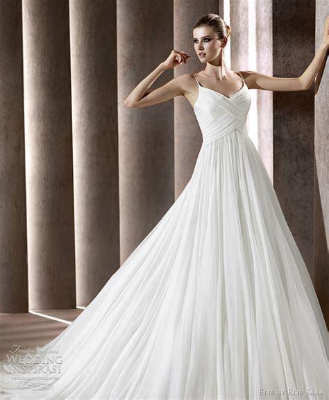 Elie by Elie Saab Wedding Dresses 2012 Bridal Collection